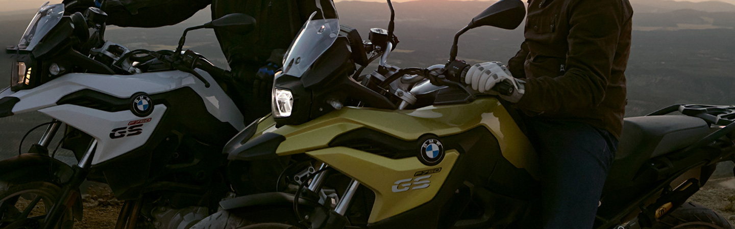 Close up of the 2019 BMW R1250 GSA in Barrington, IL