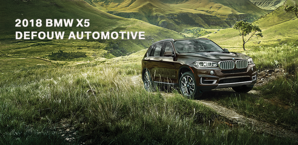 The 2018 BMW X5 is available at BMW of Lafayette in Lafayette, IN