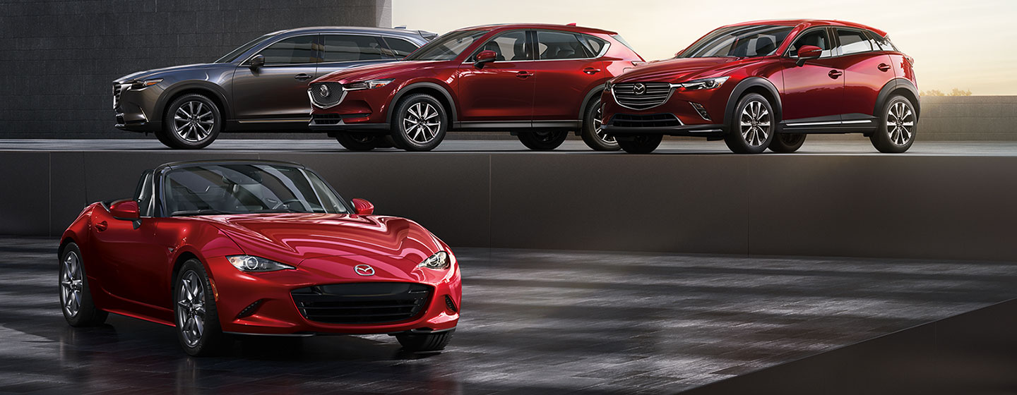 Werner Mazda has a large inventory of new and used cars in Manchester, NH.