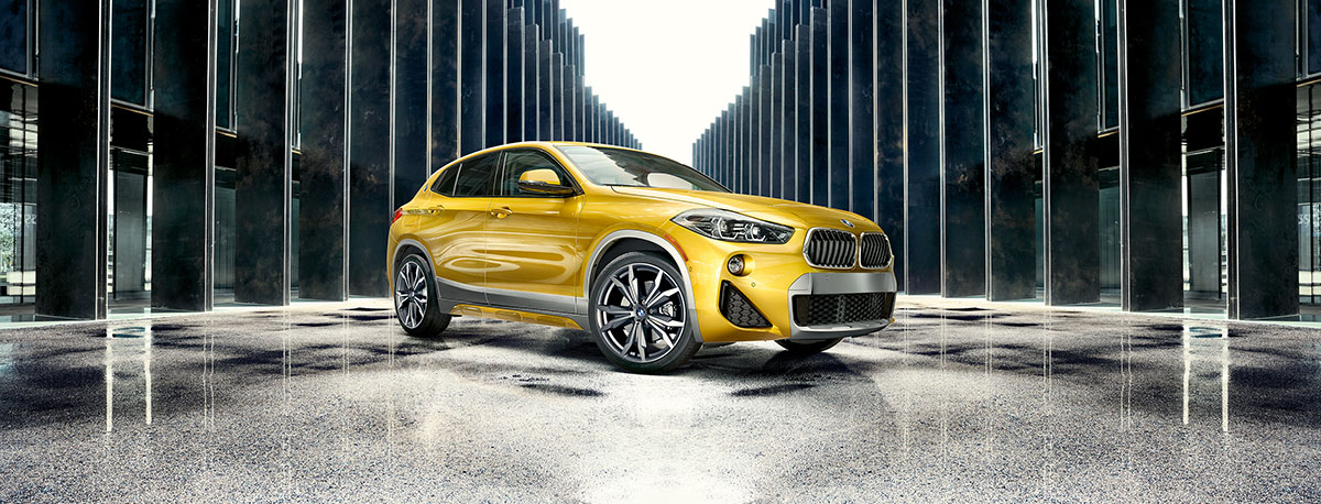 2018 BMW X2 Exterior - Parked