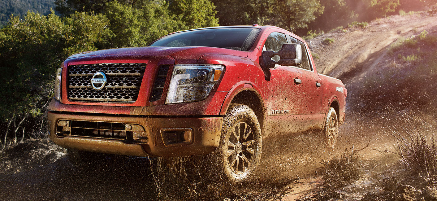 The 2019 Nissan Titan is available at our Nissan dealership in Flagstaff, AZ.