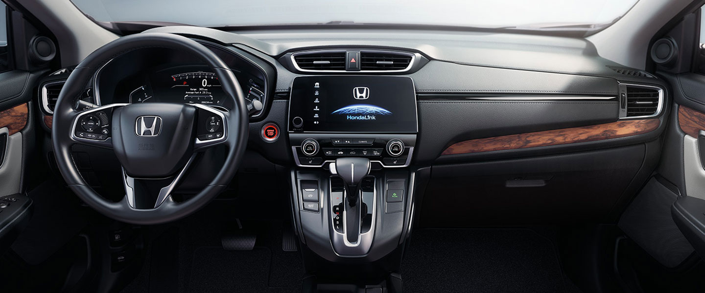 Learn about the safety features of the 2019 Honda CR-V at Wright Honda in Uniontown, PA.