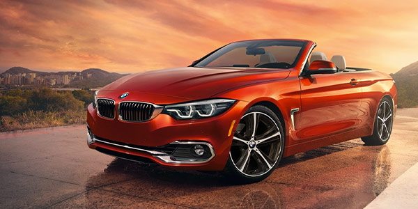 BMW 4 Series Design
