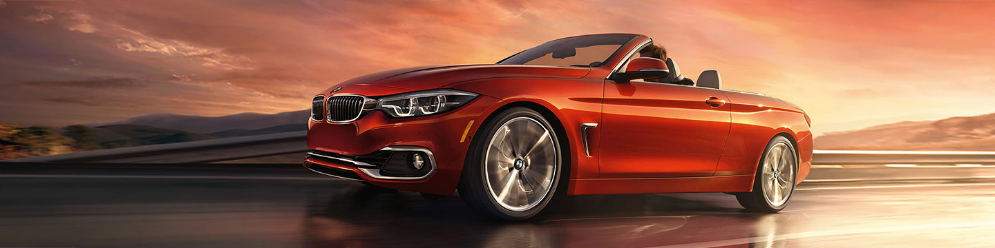 BMW 4 Series Keeing you safe