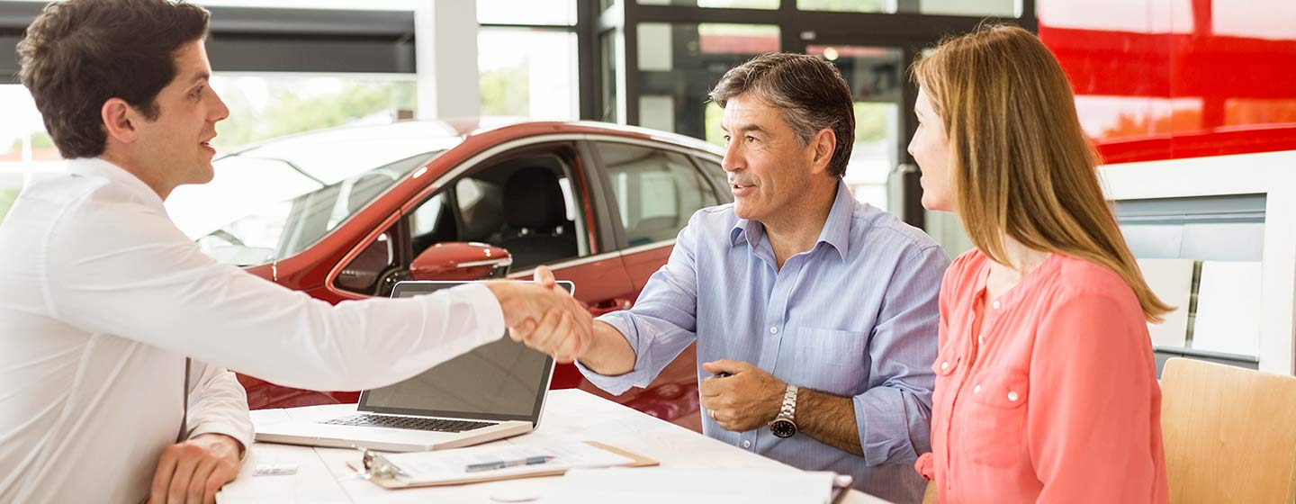Auto financing at our BMW and Chevy dealership in Lafayette, IN.