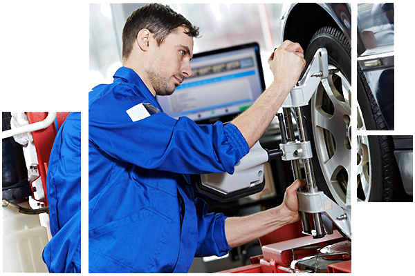 Land Rover Wheel and Tire Alignment Service at your preferred Land Rover Dealer in Ocala, FL