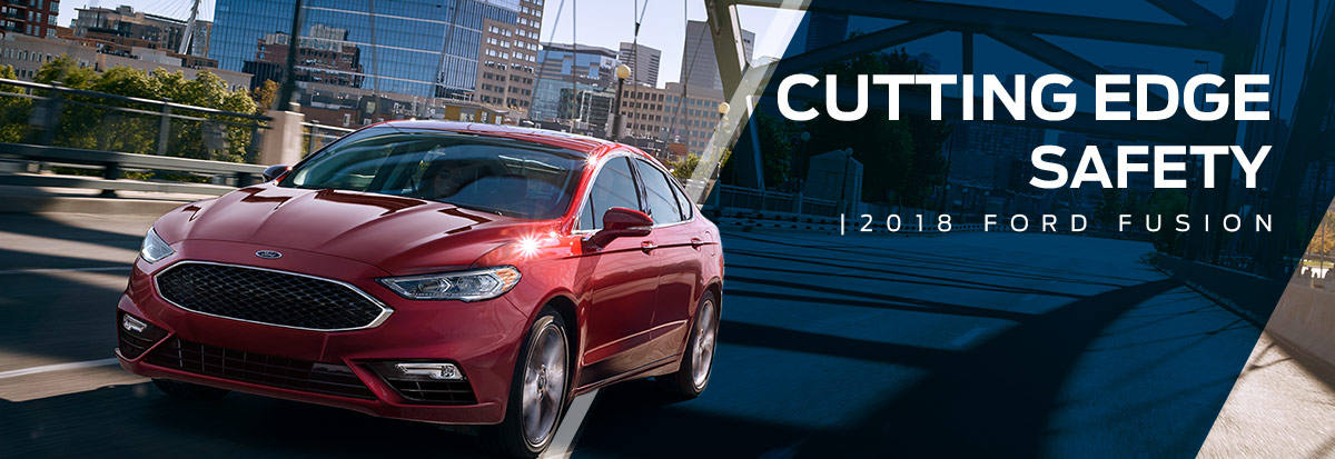 New 2018 Ford Fusion in Waldorf, MD 20601 | Waldorf Ford