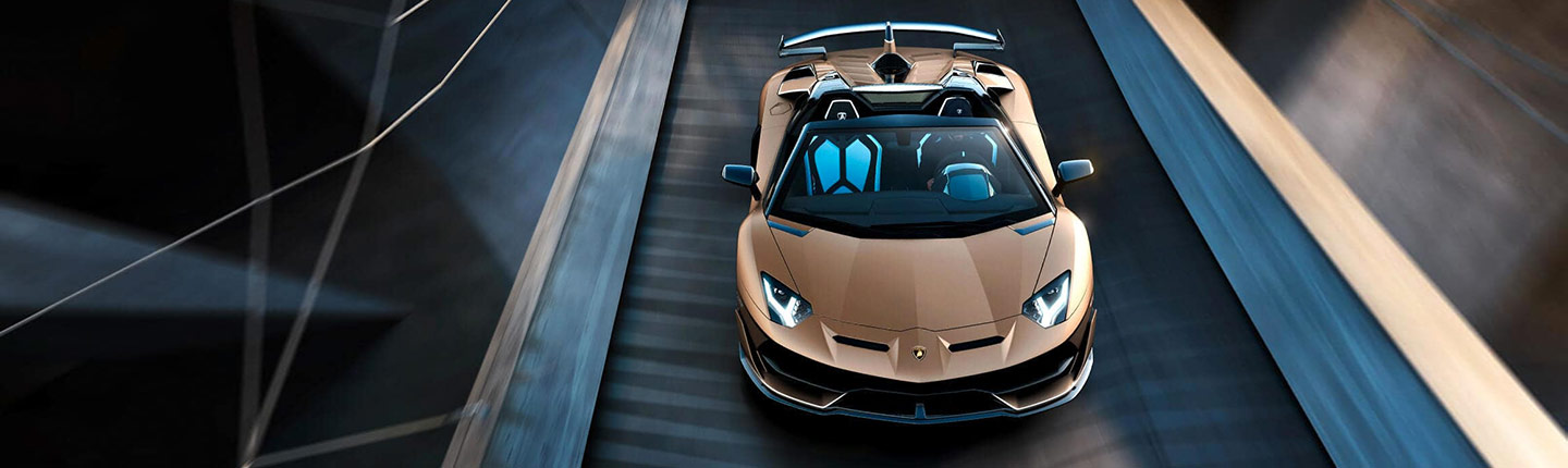 Own The Aventador SVJ From Lamborghini of Sarasota Today