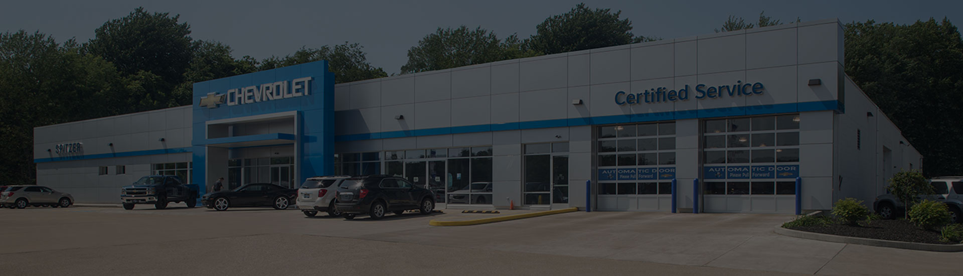 Why Buy Your Next Vehicle From Spitzer Chevy Northfield
