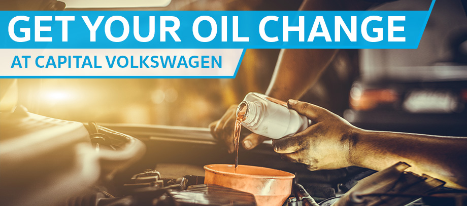 Oil Change Service | Capital Volkswagen Tallahassee
