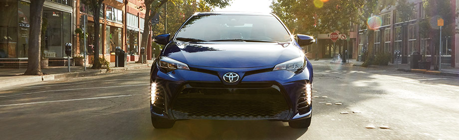 2018 Toyota Corolla Compact Sedan advanced features and technology, Mountain States Toyota, Denver, Aurora, CO