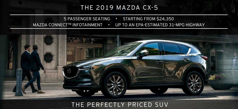 2019 MAZDA CX-5 | BOB MOORE MAZDA OKLAHOMA CITY OKLAHOMA
