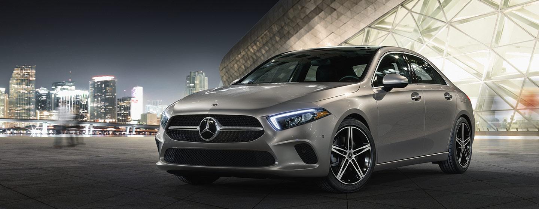 2019 Mercedes-Benz A 220 Exterior - Parked