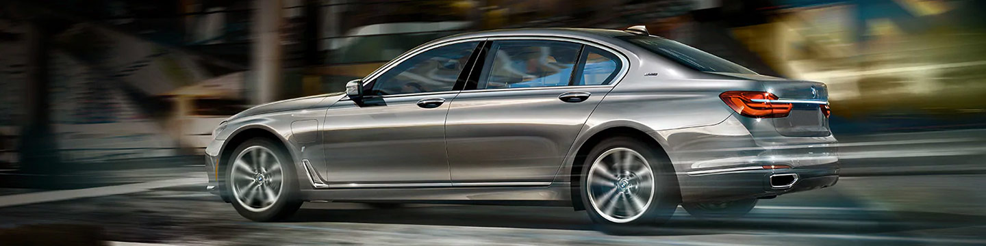 BMW 7 Series Keeing you safe