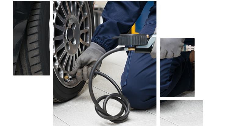 Toyota Tire Service and Replacement at your local Toyota dealership in Fort Lauderdale, FL