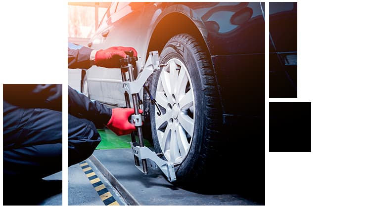Toyota Wheel and Tire Alignment Service at your preferred Toyota dealer in Fort Lauderdale, FL
