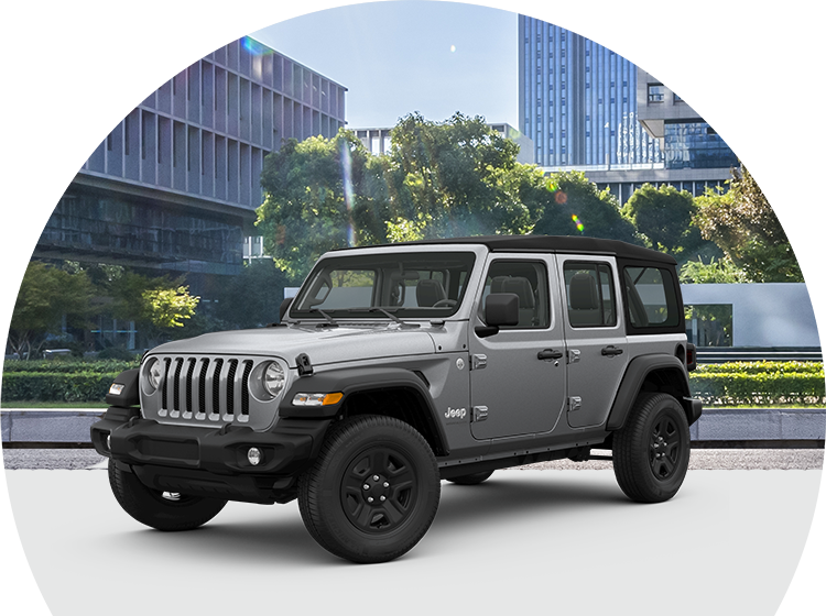 Jeep at Spitzer Chrysler Dodge Jeep RAM