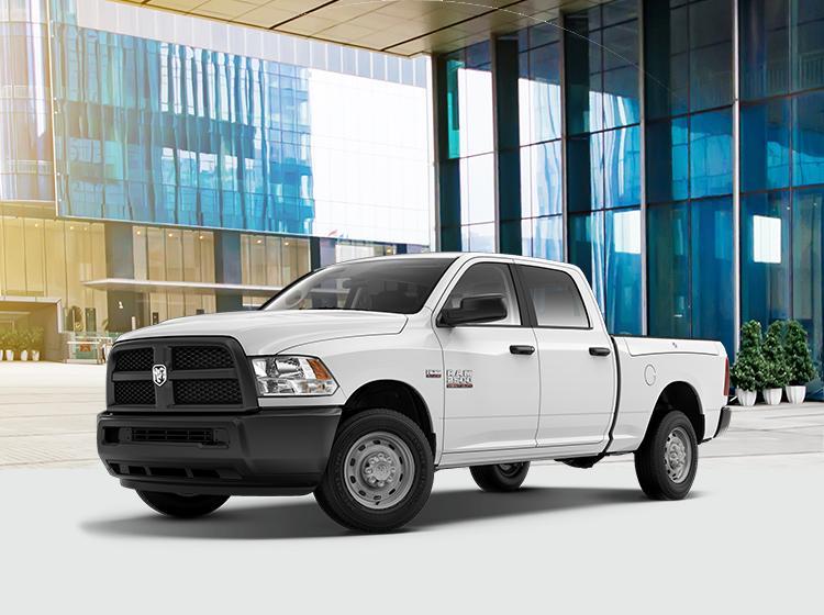 RAM Truck at Spitzer CDJR Homestead