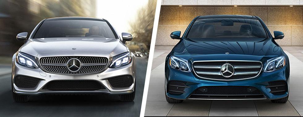 Mercedes Benz C-Class & Mercedes-Benz E-Class | Capital ...
