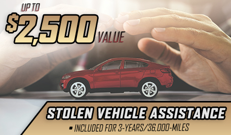 stolen vehicle assistance
