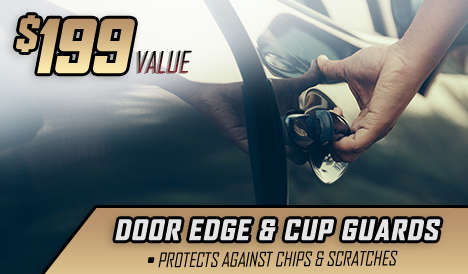 door edge and cup guards
