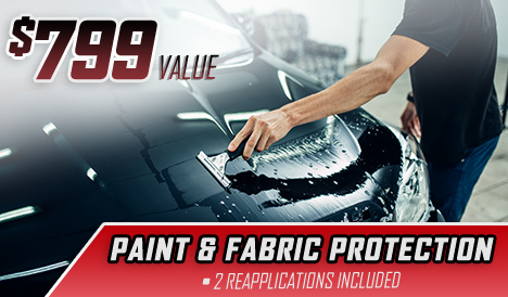 paint & fabric protection