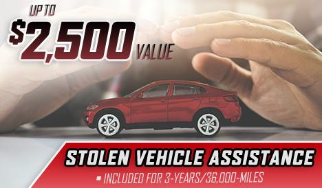 stolen vehicle assistance