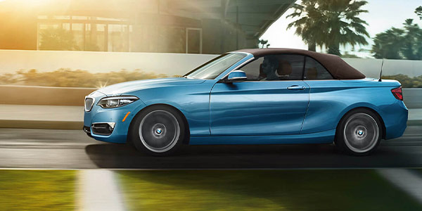 BMW 2 Series Design