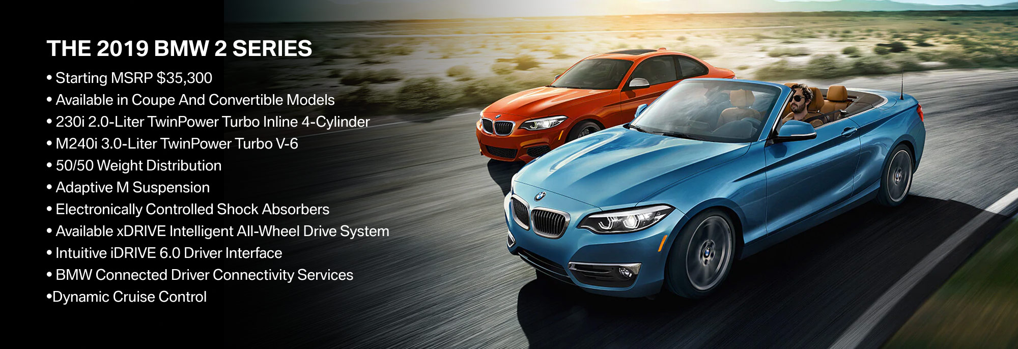 New 2019 BMW 2 Series Offer