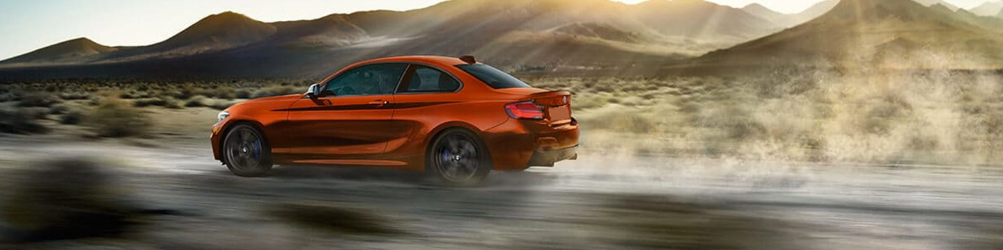 BMW 2 Series Keeing you safe