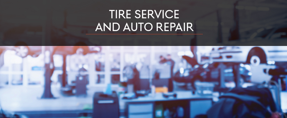 Tire service and auto repair is offered at Crown Genesis in St. Petersburg, FL