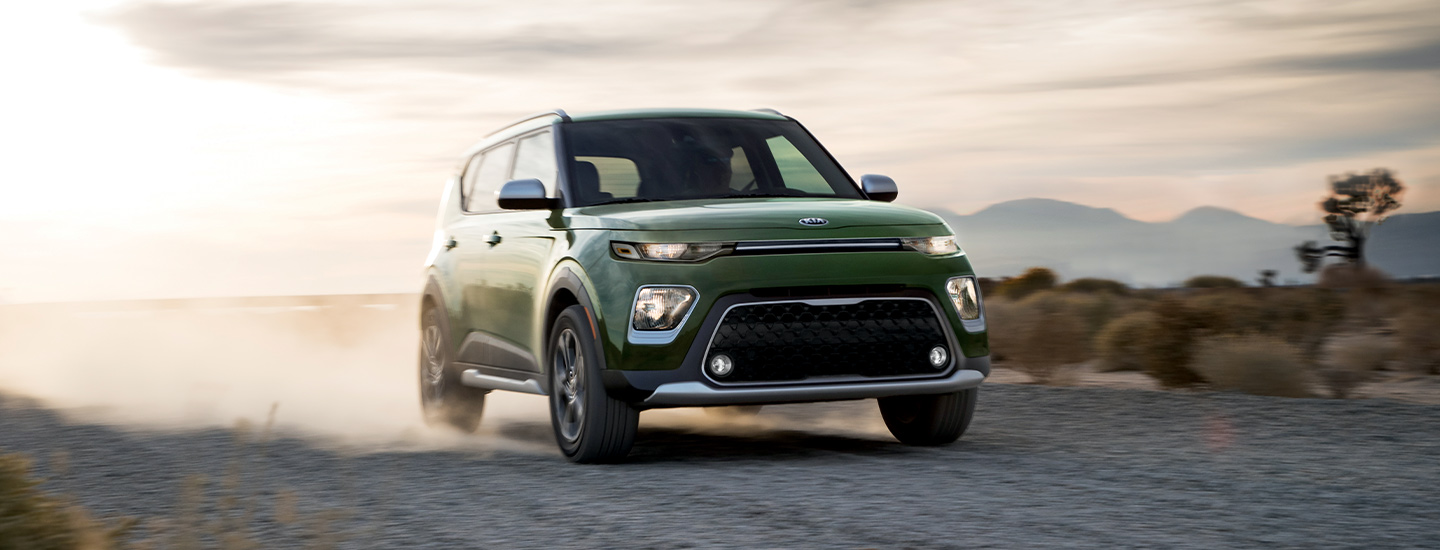 2020 Kia Soul for sale at Spitzer Kia dealership Cleveland Ohio