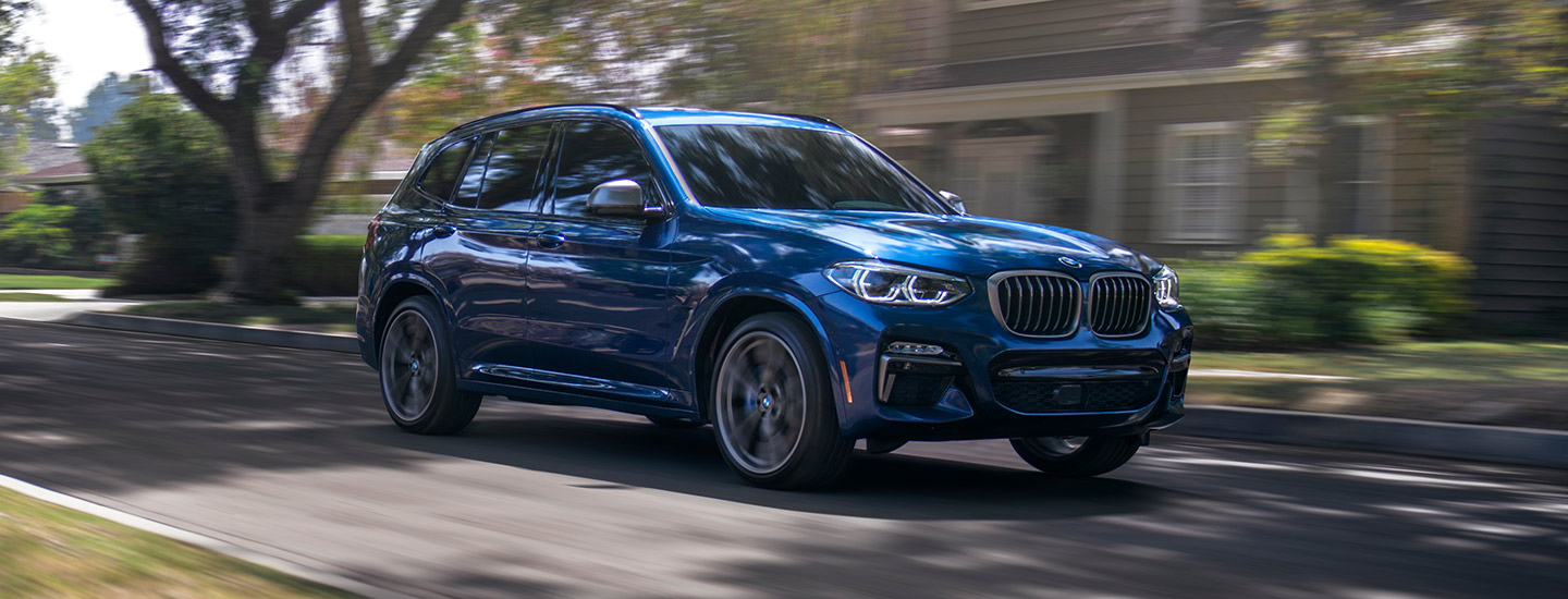 The 2019 BMW X3 is available at our Santa Monica car dealership, Santa Monica BMW