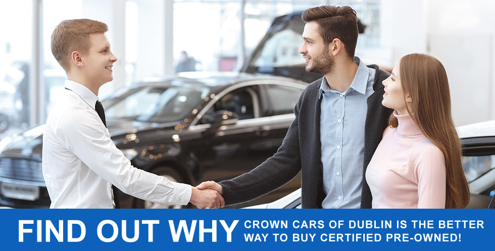 Why Buy Certified Pre-Owned From Crown