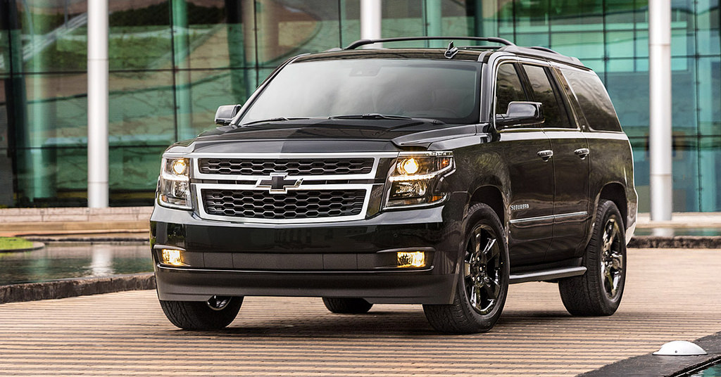 2018 Chevy Suburban: New Appearance And Performance Package >> Suburban Rst Performance Package Amps Up Chevy S Full Size
