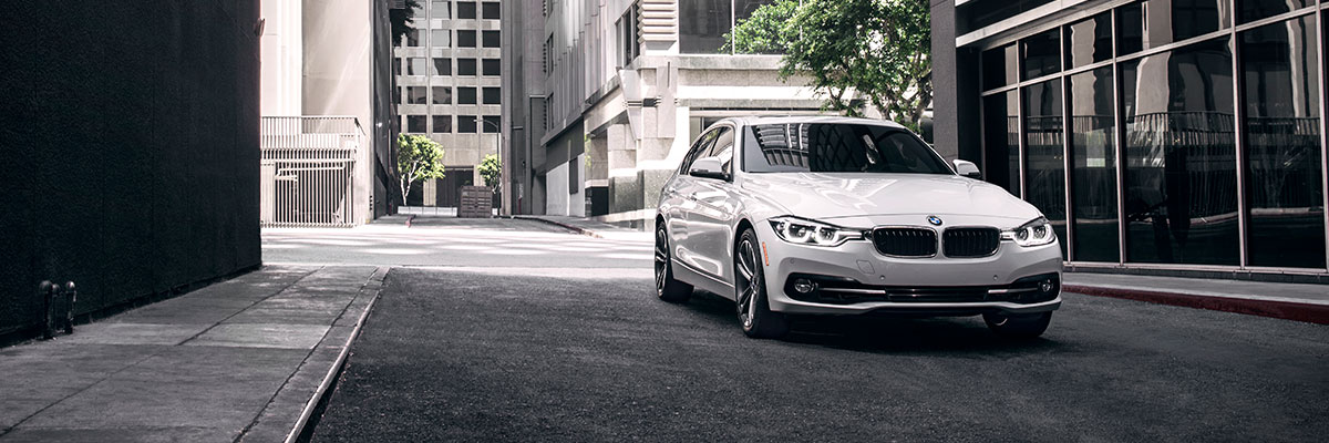 The 2018 BMW 3 Series is available at Hilton Head BMW near Savannah, GA