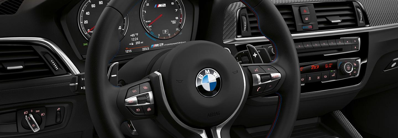 2020 BMW 2 Series interior