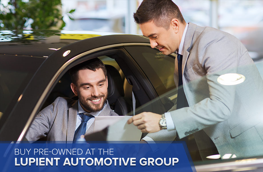 Why Buy Pre-Owned at Lupient Automotive Group in Minneapolis, MN