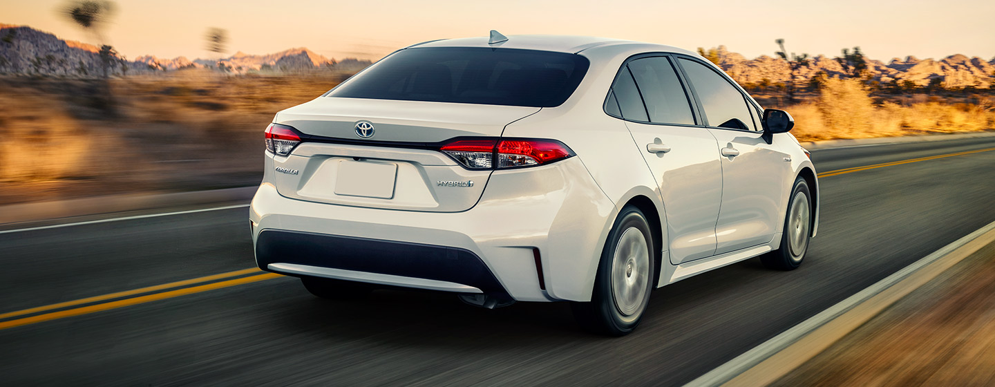 Explore the 2020 Toyota Corolla at our car dealership in Fort Lauderdale, FL