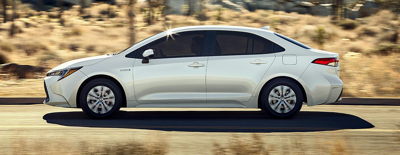 2020 Toyota Corolla available at Lipton Toyota