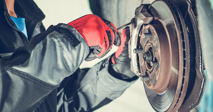 Brake Service at Marlow Chrysler Dodge Jeep Ram Front Royal Virginia