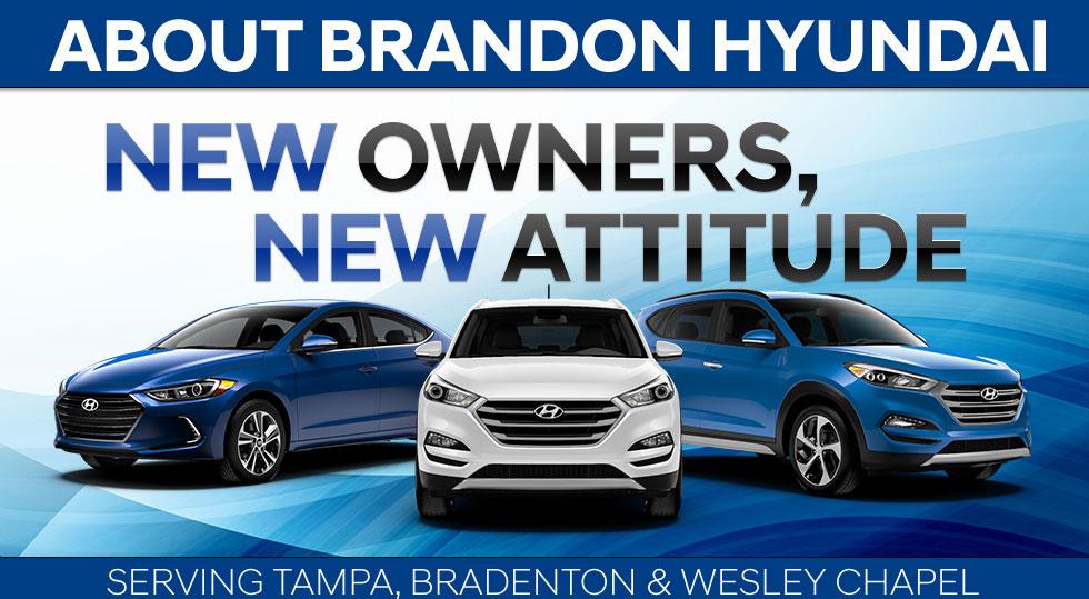 About Brandon Hyundai Brandon Fl