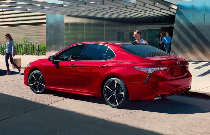 2020 Toyota Camry at Toyota Monroeville PA