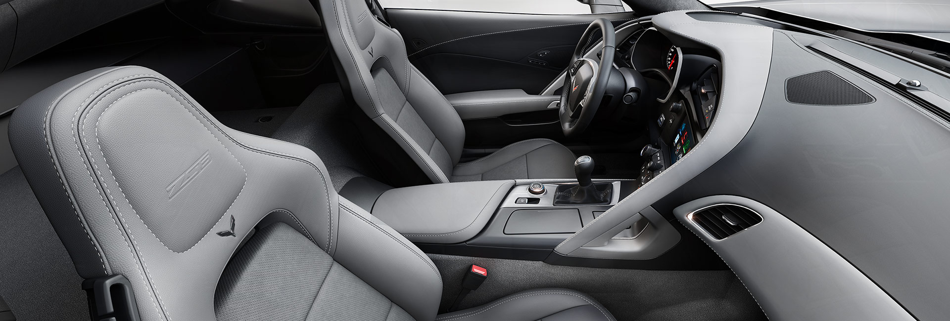 Picture of the interior of the 2020 Chevy Camaro