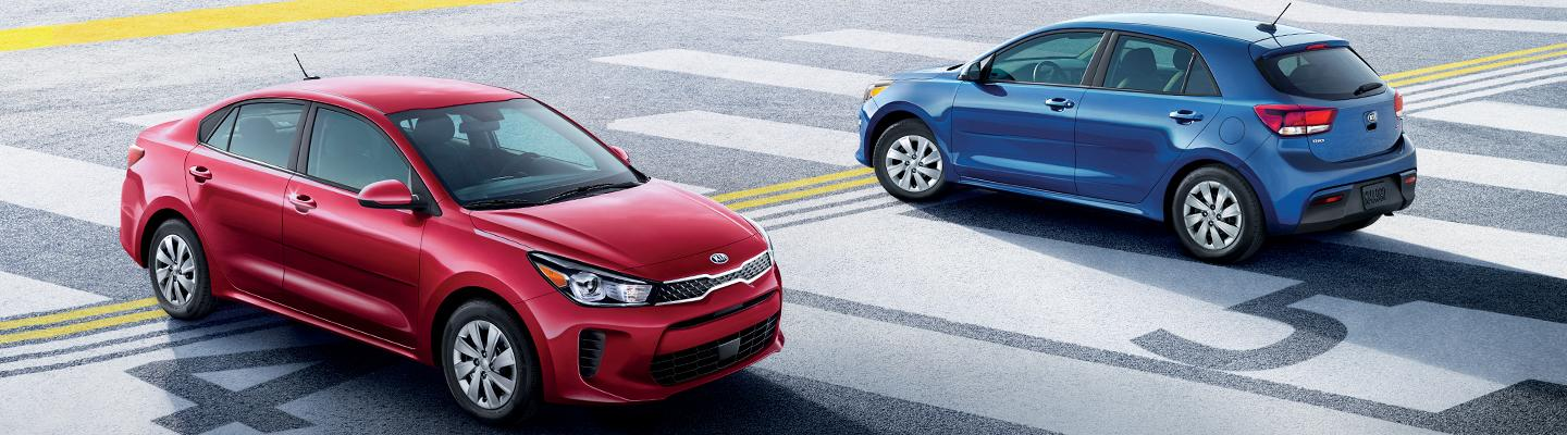 2020 Kia Rio for sale at Spitzer Kia Mansfield Ohio