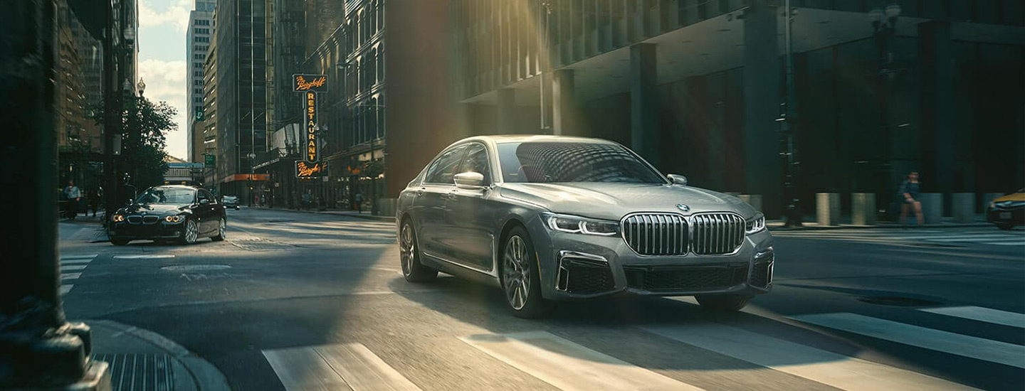 The 2020 BMW 7 Series available at Santa Monica BMW