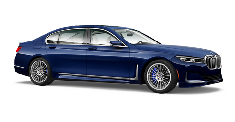 BMW 7 Series ALPINA B7