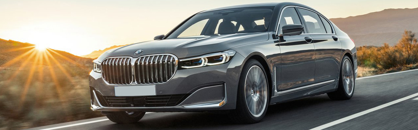 Exterior of the 2020 BMW 7 Series available at our BMW Dealer in Santa Monica, CA