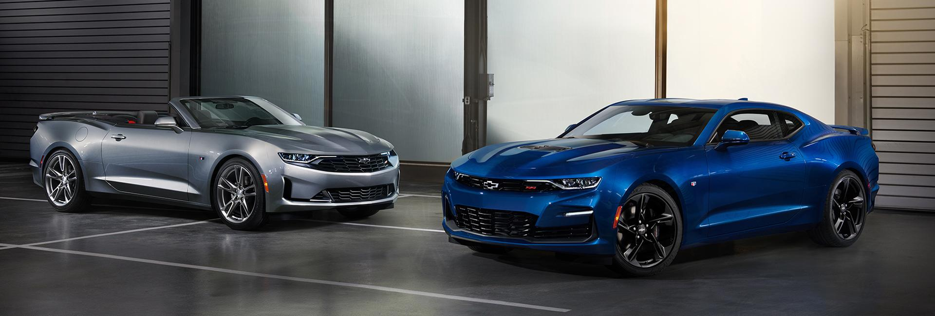 Picture of the 2020 Chevy Camaro for sale at Spitzer Chevy Northfield Ohio