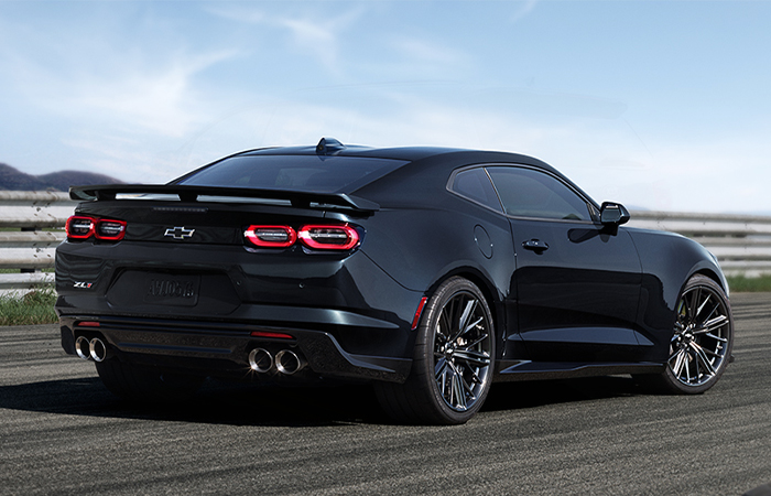 Picture of the 2020 Chevy Camaro